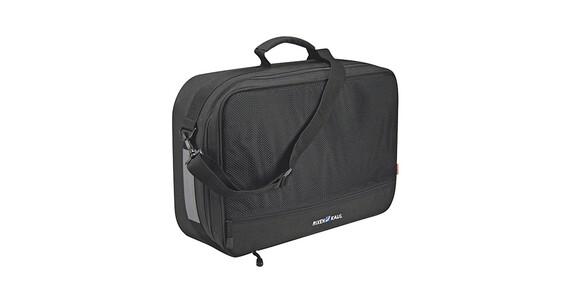 KlickFix Travel Topcase GTA Gepäckträgertasche schwarz